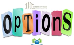 IHC – Canva – Options