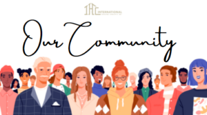 IHC – Canva – Our Comminity