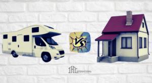 IHC – Canva – RV vs Tiny House